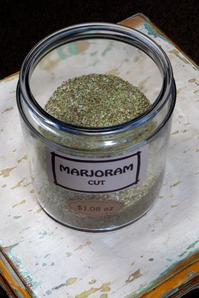 Marjoram Leaf - by the ounce