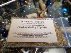 Garden Medley Dip Mix