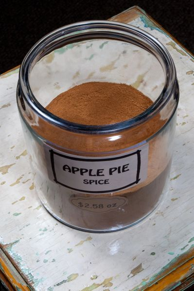 Apple Pie Spice - by the ounce