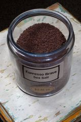 Espresso Brava Salt - by the ounce