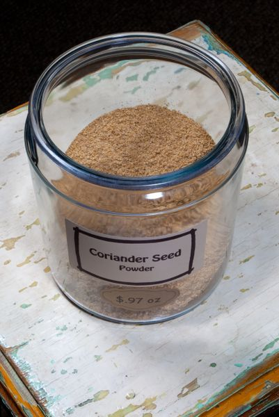 Coriander Seed Powder - by the ounce
