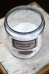 Lemon Juice Powder - by the ounce