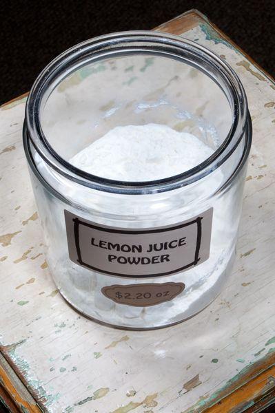 Lemon Juice Powder - by the ounce