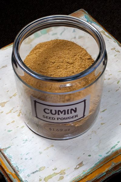 Cumin Seed Powder - by the ounce
