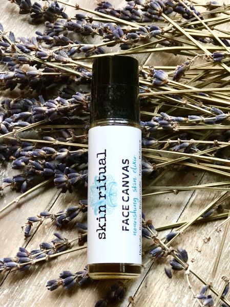 NEW! FACE CANVAS - Dry Oil Skin Elixir 10ml (Rollerball)