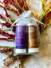 Special! 2pc Hard Lotion Gift Set