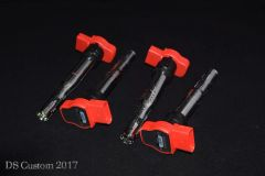 Denso Ignition Coil - Set of 4 (Red Tops)
