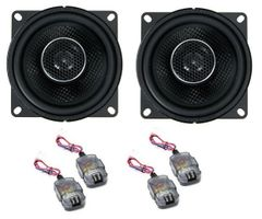 "15-MCX42 - Memphis 4"" 30W RMS 2-Way Coaxial Speakers"