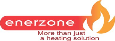 enerzone more than just a heating solution, logo