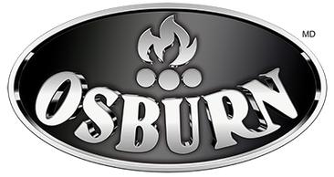 Osburn wood heater logo