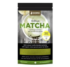 Domo Stone-Ground Vanilla Matcha