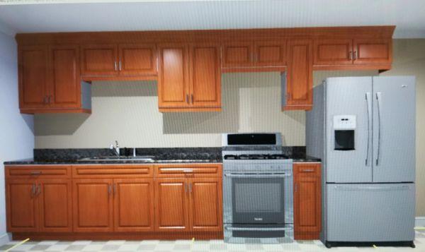 complete kitchen cabinet set