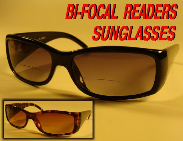 BI-FOCAL READING SUNGLASSES # RE5111BF
