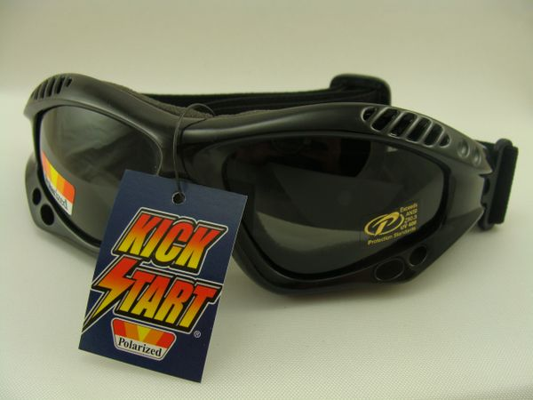 POLARIZED GOGGLE PACIFIC COAST KICKSTART TURBO