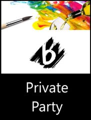 PRIVATE PARTY - Aug 9 | 6:00 PM