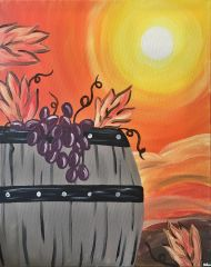 """Fall Harvest"" Thurs - Oct 24 
