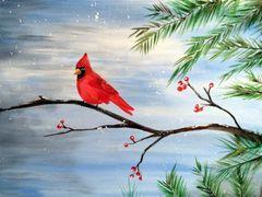 """Mr. Cardinal"" Wed - Nov 20 | 6:30 PM"