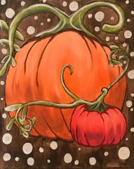 """Pumpkin Twist"" Thurs - Oct 10 