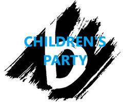 1-1/2 HOUR CHILDREN'S PARTY DEPOSIT