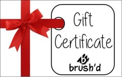 2-Hour Event Gift Certificate