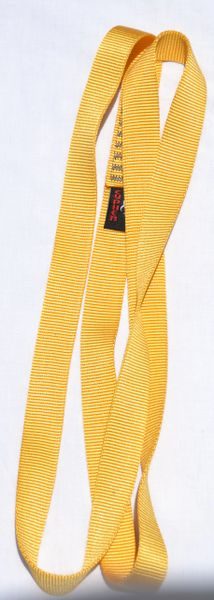 31 inch yellow Suspension Strap