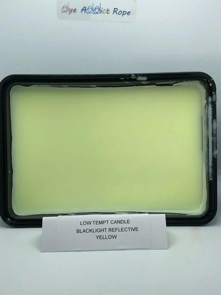 Yellow Black Light