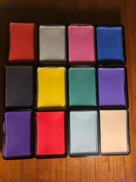 12 pack one pound ez pour non black light wax