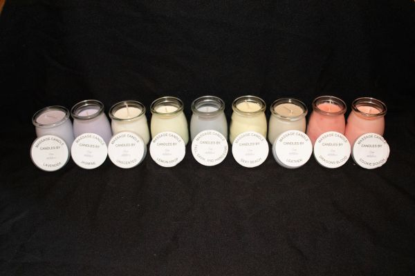 0 massage candle