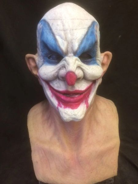 Stabby the clown