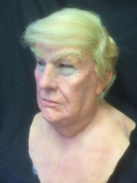 President Trump Deluxe Mask