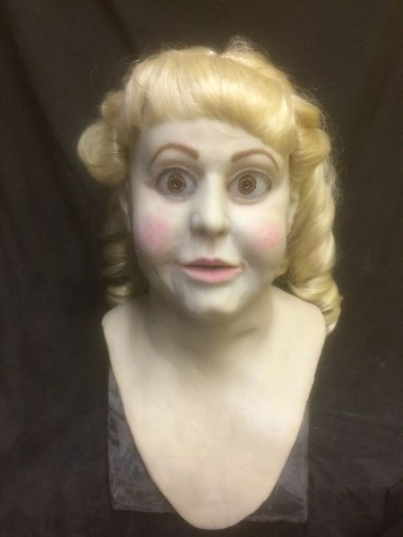 Doll Mask - Annabelle