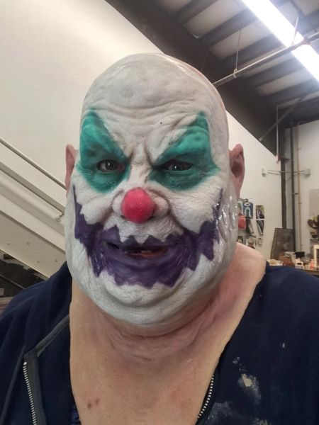 Fatty - evil clown version