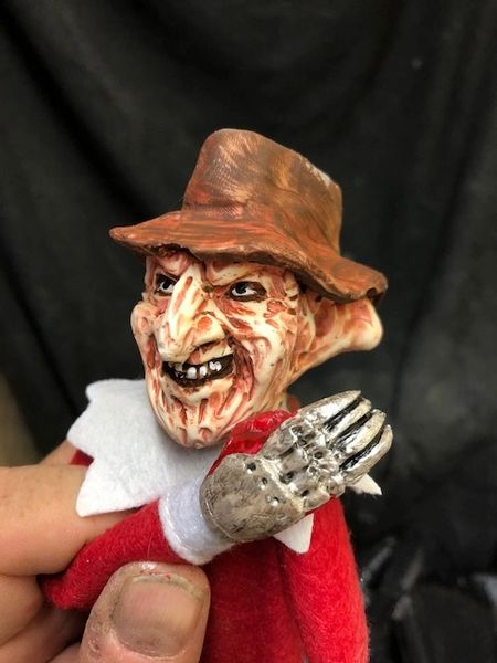 The Creeps- Freddy Kringle