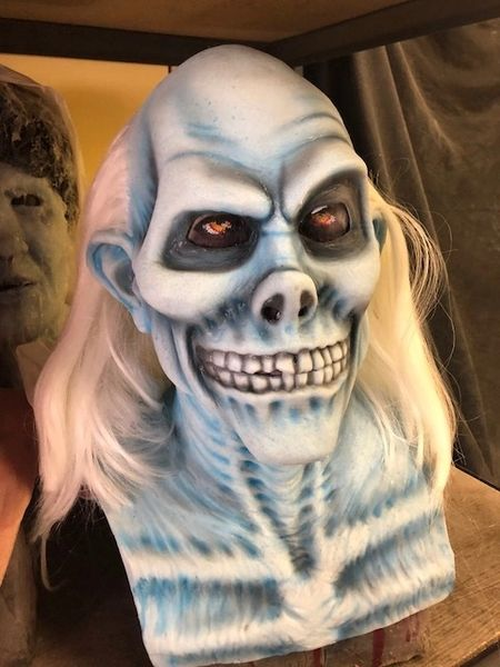 In Stock Ghoul with wig