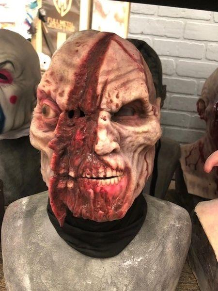 In Stock Zombie Slash Face Mask Fresh