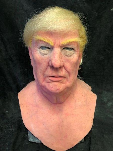 In Stock Trump deluxe mask