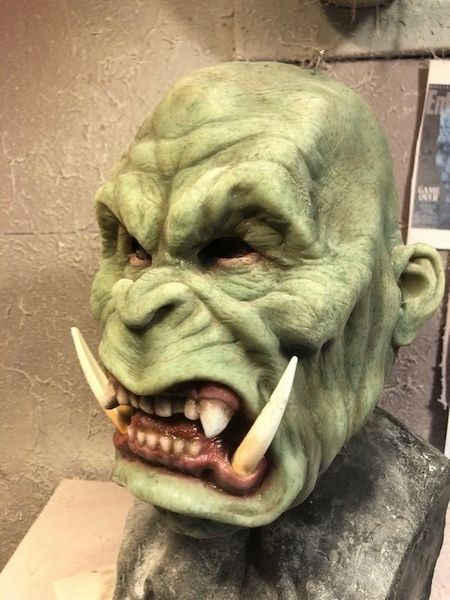 Face Mask Orc
