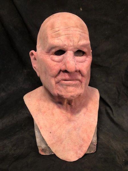 Ollie 2 - Old Man Mask