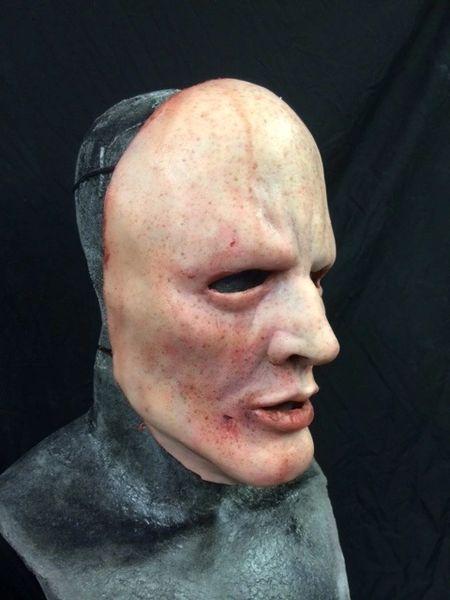 Skinned Face