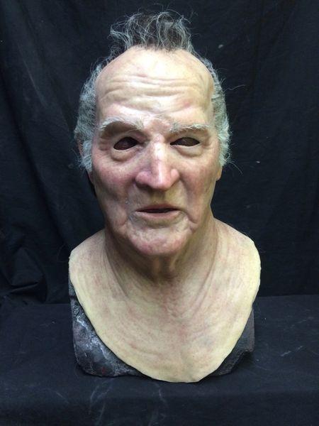 Al Deluxe Old Man