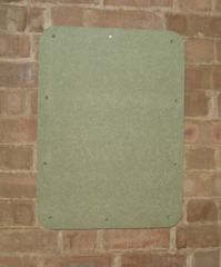 Backboard for 600 x 450mm Stable Mirror