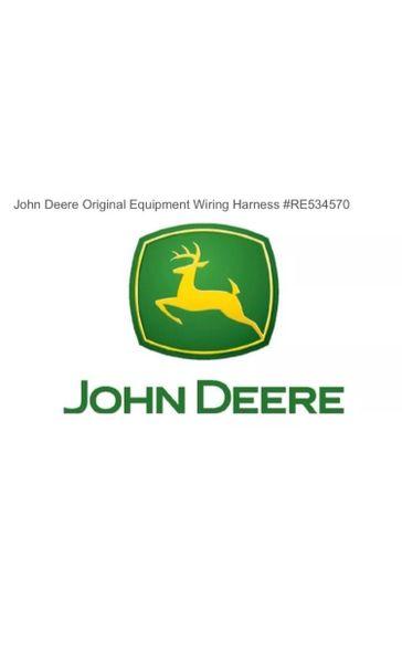 John Deere RE534570 Wiring Harness for John Deere Tractors & Machinery on john deere 314 wiring harness, john deere 1020 wiring harness, riding lawn mower wiring harness, locomotive wiring harness, case tractor wiring harness, john deere radio harness, john deere baler wiring harness, john deere b wiring, john deere 1010 tractor wiring, antique tractor wiring harness, john deere lt133 wiring harness, lawn tractor wiring harness, john deere ignition wiring diagram, john deere 4020 wiring harness, john deere diesel wiring harness, john deere 3020 starter wiring, john deere l118 wiring harness, john deere wiring harness diagram, snapper riding mower wiring harness, john deere 6420 wiring diagram,