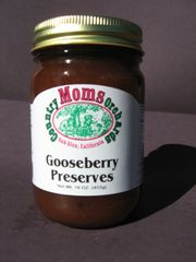 Gooseberry Preserves