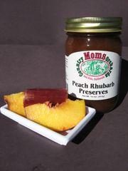 Peach Rhubarb Preserves