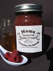 Sugar Free Raspberry Preserve