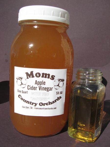 Apple Cider Vinegar Qt.