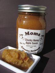 Honey Apple Sauce