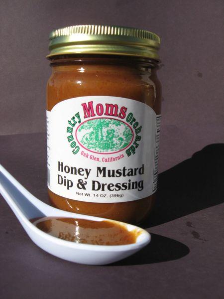Honey Mustard Dip & Dressing
