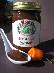 Hot Apple Spread