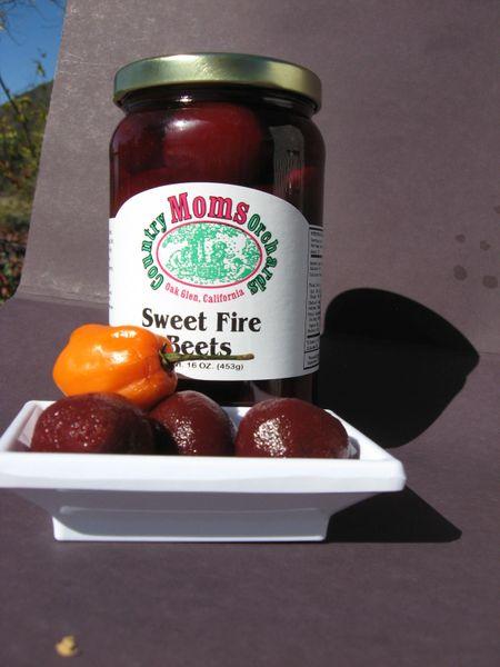 Sweet Fire Beets